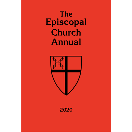 EPISCOPAL CHURCH ANNUAL 2020