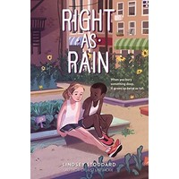 RIGHT AS RAIN by LINDSEY STODDARD