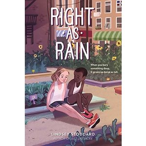 STODDARD, LINDSEY RIGHT AS RAIN by LINDSEY STODDARD