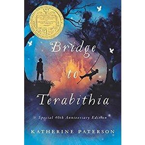 PATERSON, KATHERINE BRIDGE TO TERABITHA by KATHERINE PATERSON