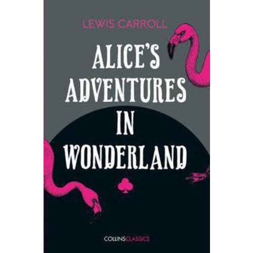 CARROLL, LEWIS ALICE'S ADVENTURES IN WONDERLAND by LEWIS CARROLL