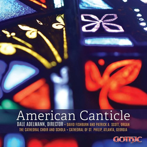 AMERICAN CANTICLE CD