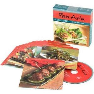 PAN ASIA CD & RECIPES