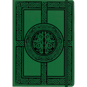 JOURNAL CELTIC GREEN