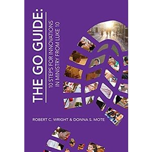 WRIGHT, ROBERT/MOTE, DONNA GO GUIDE by ROBERT WRIGHT and DONNA MOTE