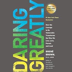 BROWN, BRENE DARING GREATLY CD SET OF 6 by BRENE BROWN