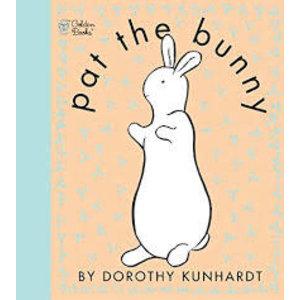 KUNHARDT, DOROTHY PAT THE BUNNY DELUX EDITION by DOROTHY KUNHARDT