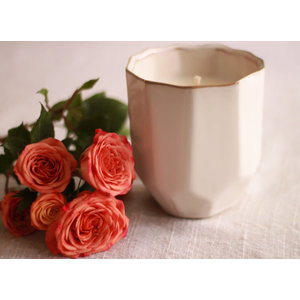 INTERTWINED Ceramic Candle