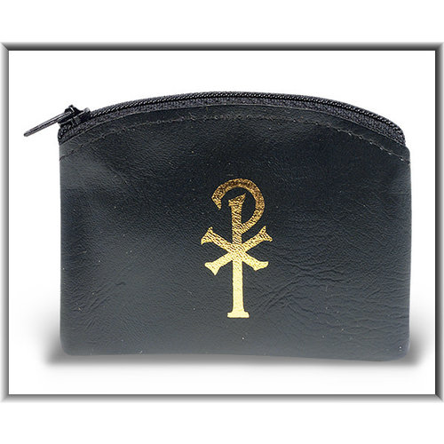 Rosary Pouch Black