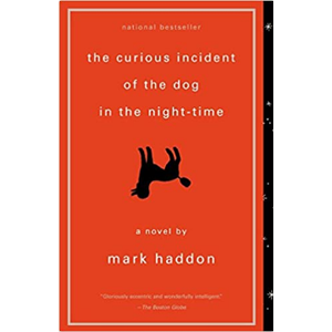HADDON, MARK CURIOUS INCIDENT OF THE DOG IN THE NIGHT-TIME by MARK HADDON