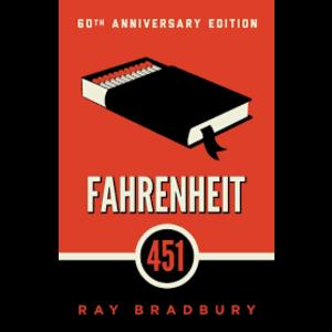 BRADBURY, RAY FAHRENHEIT 451 by RAY BRADBURY