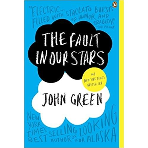 GREEN, JOHN FAULT IN OUR STARS by  JOHN GREEN