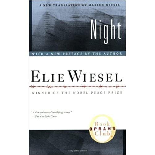 WIESEL, ELIE NIGHT by ELIE WIESEL