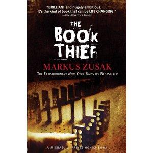 ZUSAK, MARKUS BOOK THIEF by MARKUS ZUSAK