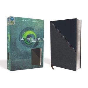 Revolution Bible for Teen Guys NIV New International Version