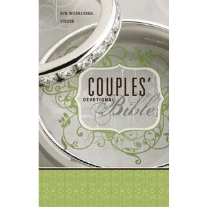 Couples Devotional Bible  New International Version