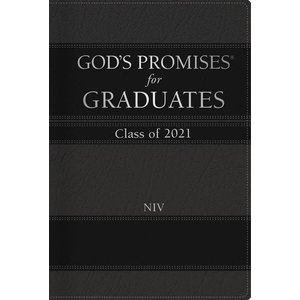 God's Promises for Graduates 2021 - Black