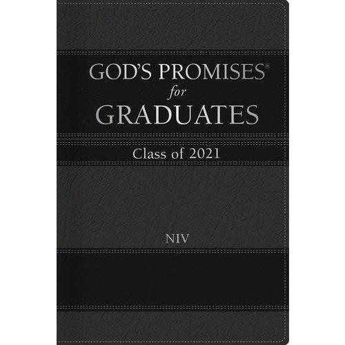 God's Promises for Graduates 2021 - Black