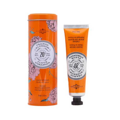 Hand Cream Orange Blossom by La Chatelaine