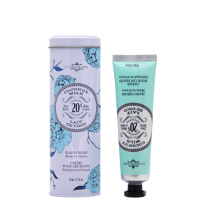 Hand Cream Coconut Milk by La Chatelaine