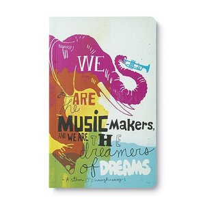 We Are the Music Makers Journal