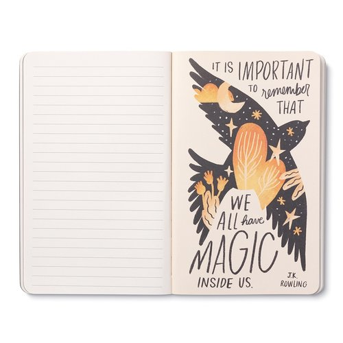 The Universe is Full of Magical Things Journal