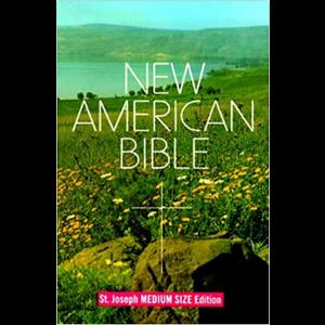 Saint Joseph Medium Size Bible-NABRE (New American Bible Revised)