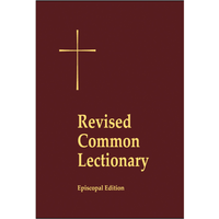 REVISED COMMON LECTIONARY (LECTERN EDITION)