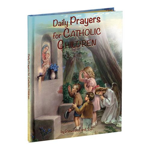 DAILY PRAYERS FOR CATHOLIC CHILDREN