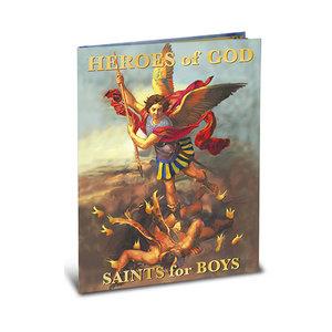 HEROES OF GOD - SAINTS FOR BOYS