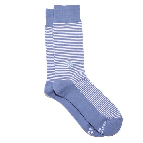 SOCKS THAT GIVE WATER Small by Conscious Step
