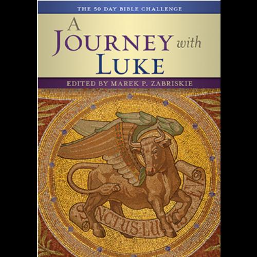 ZABRISKIE, MAREK JOURNEY WITH LUKE by MAREK ZABRISKIE