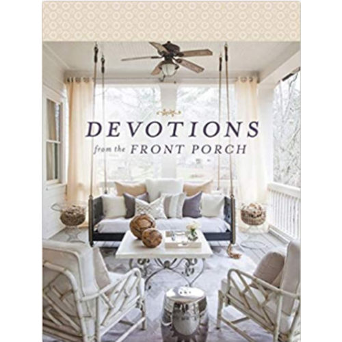 EDWARDS, STACY Devotions from the Front Porch by STACY EDWARDS