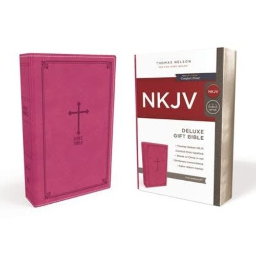 NKJ DELUXE GIFT BIBLE