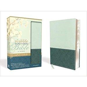 NIV REAL LIFE DEVOTIONAL BIBLE FOR WOMEN