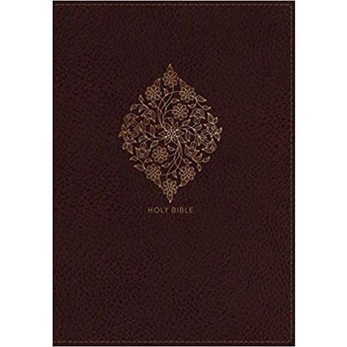NKJV GIANT PRINT DELUXE CENTER-COLUMN REFERNCE BIBLE
