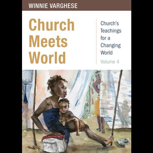 VARGHESE, WINNIE CHURCH MEETS WORLD