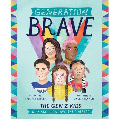 GENERATION BRAVE by Kate Alexander