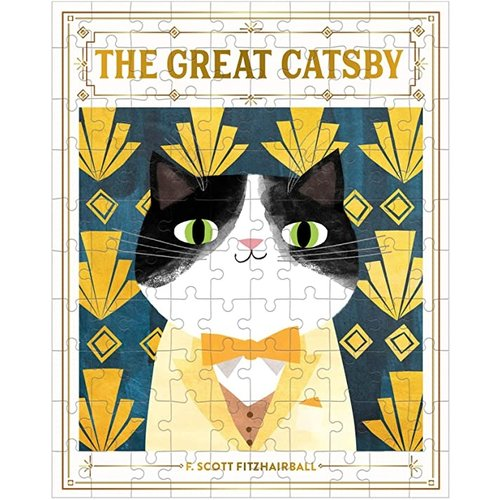 Puzzle The Great Catsby 100 pieces