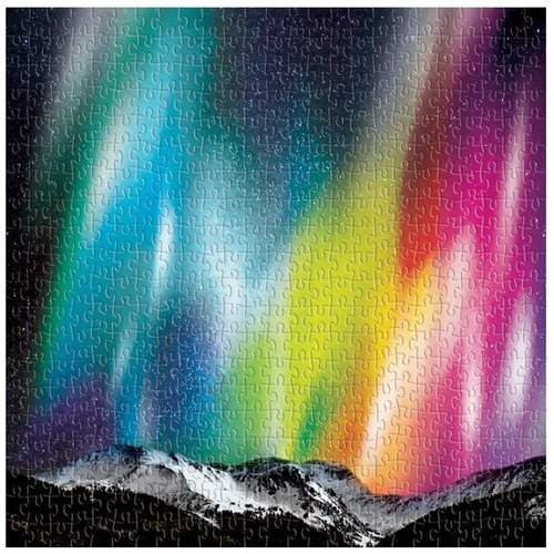 Puzzle Cosmic Lights 500 pieces