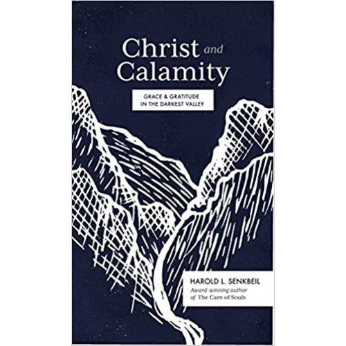 SENKBEIL, HAROLD Christ and Calamity: Grace and Gratitude in the Darkest Valley by HAROLD SENKBEIL