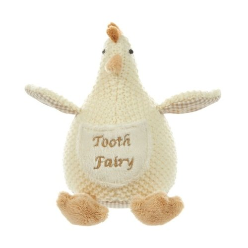 CLUCK THE CHICKEN TOOTH FAIRY by Maison Chic