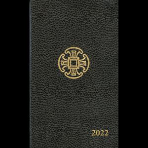 2022 CHRISTIAN POCKET DIARY