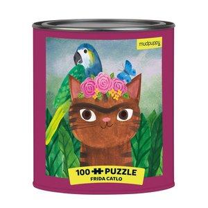 Frida Catlo Artsy Cats Puzzle