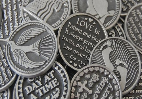 Coins, Tokens & Medals