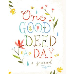 JOURNAL ONE GOOD DEED A DAY