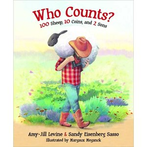 LEVINE, AMY-JILL WHO COUNTS by AMY-JILL LEVINE and SANDY EISENBERG SASSO