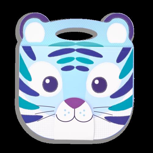 Carry Along Sketchbook TIGER