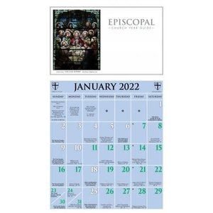 ASHBY 2022 EPISCOPAL LITURGICAL CALENDAR