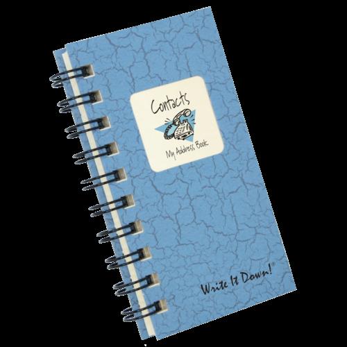 MINI JOURNAL ADDRESS BOOK